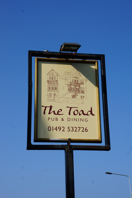 The Toad Public House