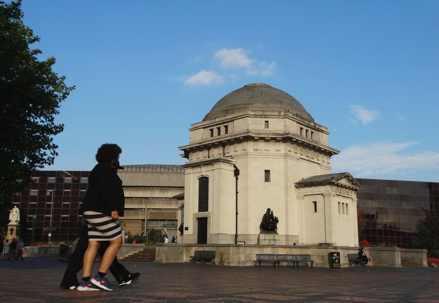 The Hall of Memory, Birmingham