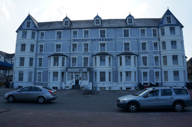 Hotel Rothesay on the Promenade, Colwyn Bay