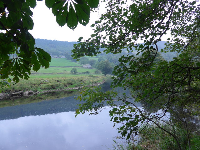 Dales Way trek from Bolton Abbey to Pinder Stile (75)