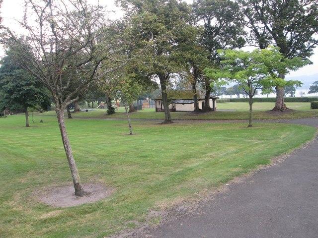 Levengrove Park in Dumbarton
