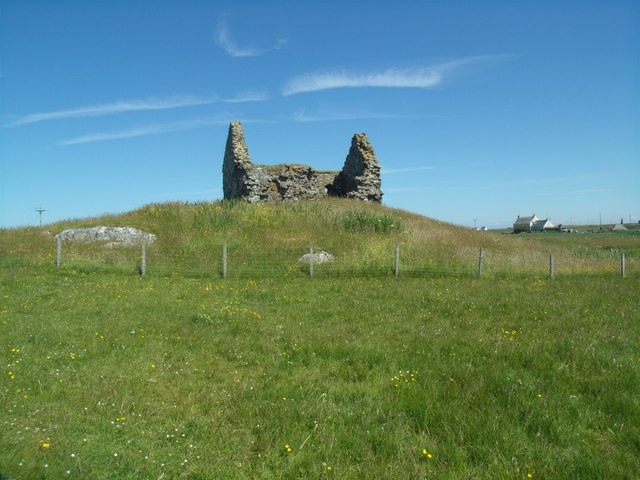 Kirkapol chapel, Tiree