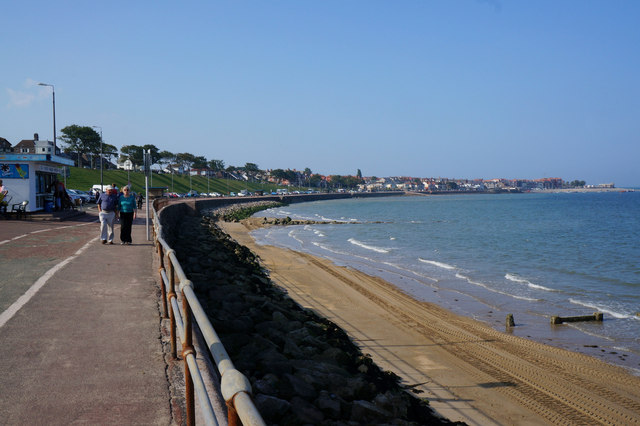 Wales  Coast Path,  Colwyn Bay