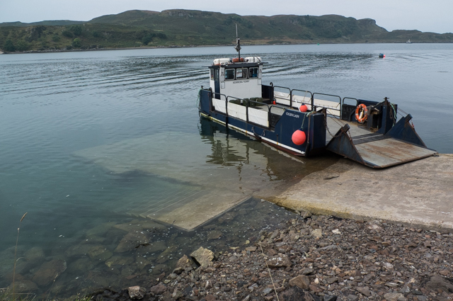 The Kerrera Ferry