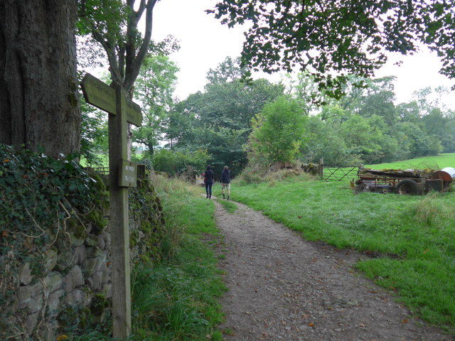 Dales Way trek from Bolton Abbey to Pinder Stile (81)