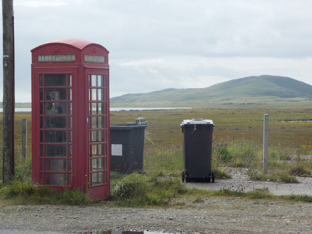 Heylipol: red telephone box