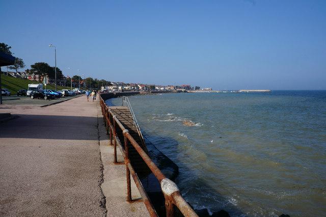 West Promenade, Colwyn Bay