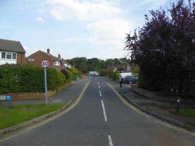 Chaworth Road, Ottershaw