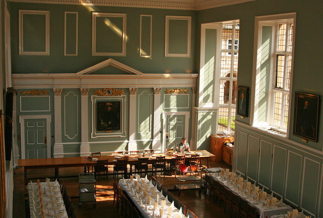 The Hall, Emmanuel College