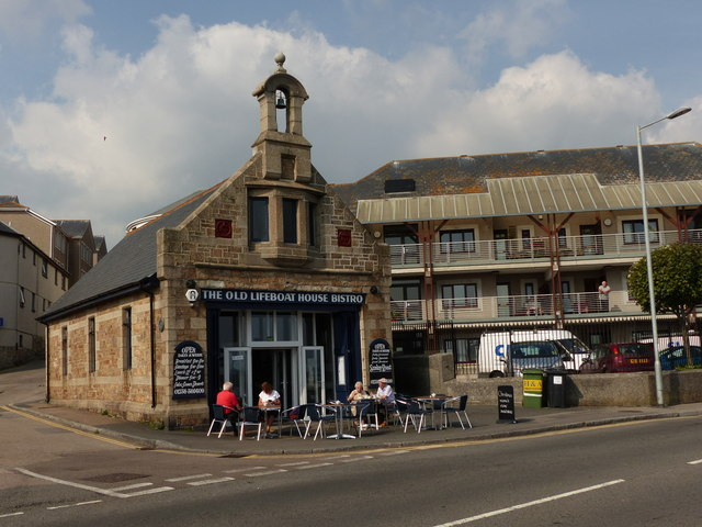The Old Lifeboat House Bistro, Penzance