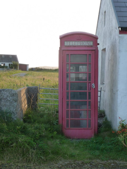 Kenovay: the telephone box
