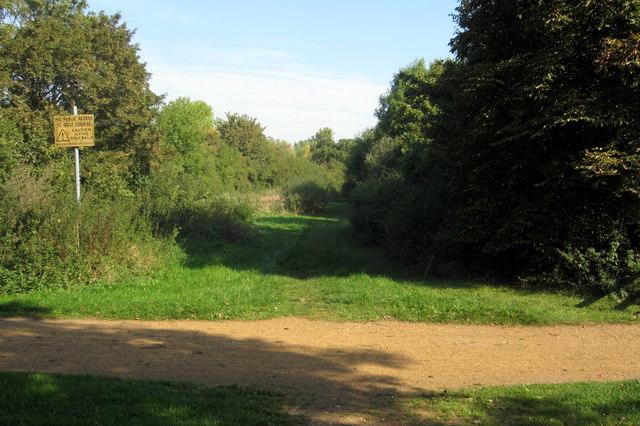 Bridleway to Renhold