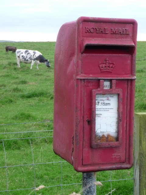 Kenovay: postbox № PA77 108