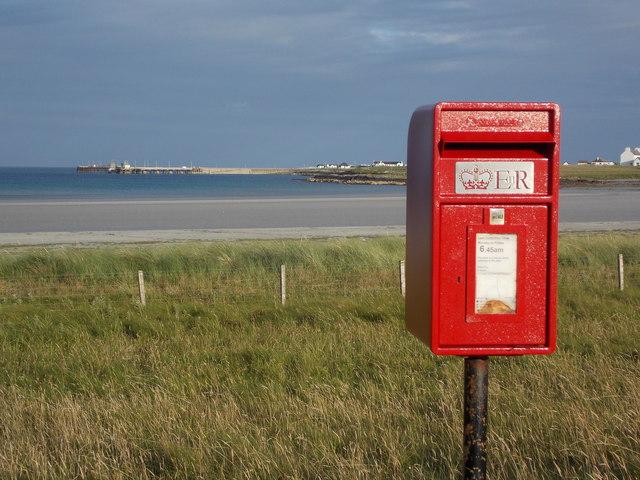 Gott: postbox № PA77 137