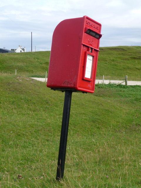 Ruaig: postbox № PA77 144