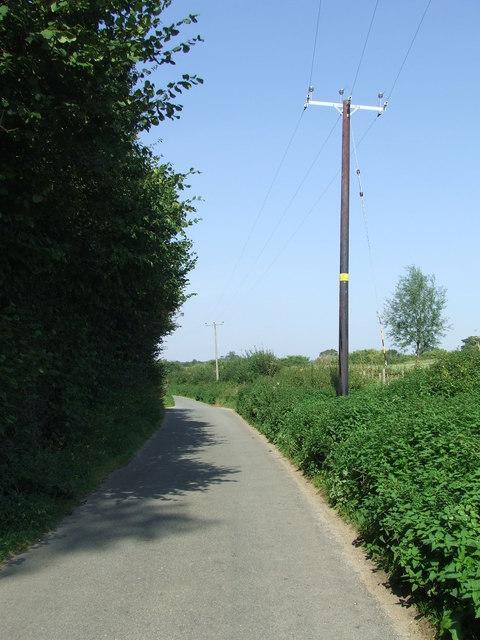 Rendham Road
