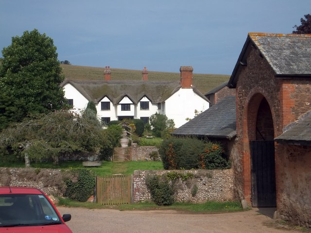 Hayes Barton, East Budleigh