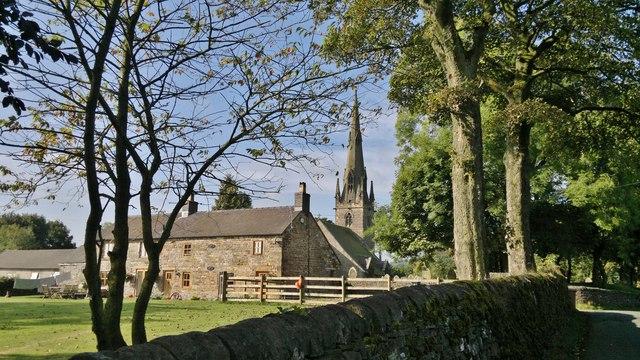 St Bartholomew's Church, Butterton