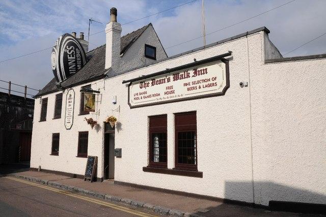 The Dean's Walk Inn