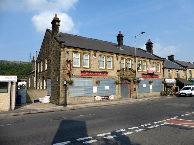 The Friendship pub