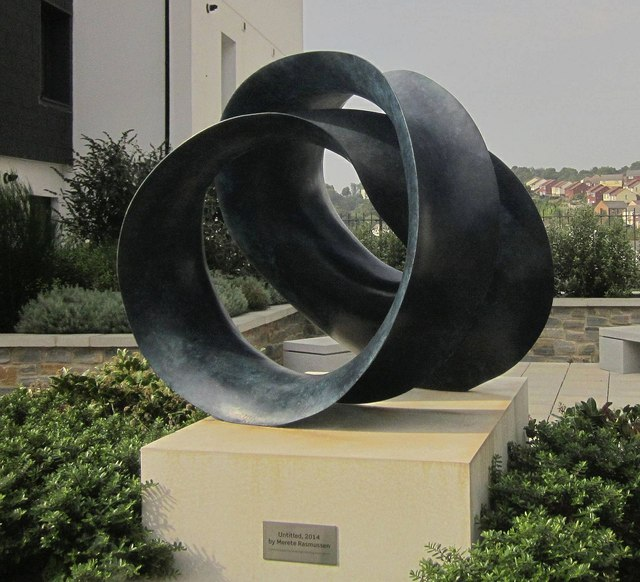 Sculpture, Orchid Way, Torquay