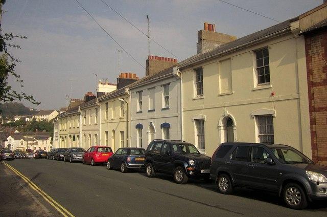 Terrace, Upton Road, Torquay