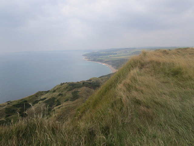 View over Ringstead Bay