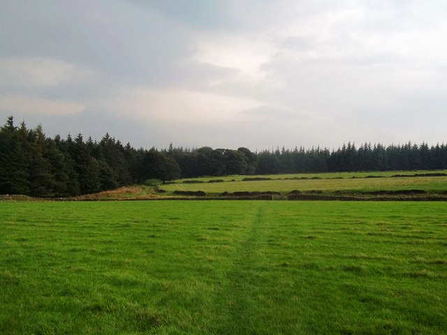 Footpath near Far Swinden