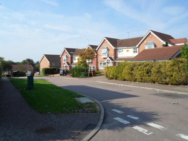 Butts Croft Road