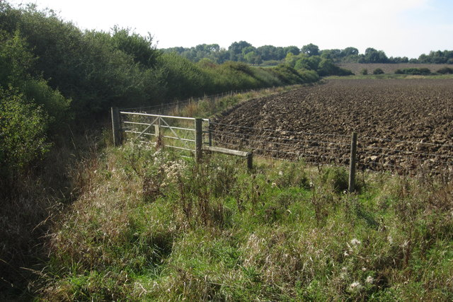Bridleway to Cleat Hill