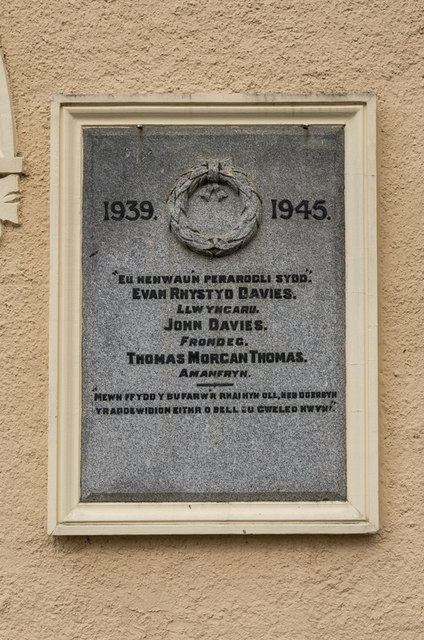 Plaque, Memorial Hall