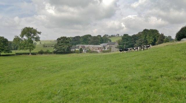 Fold Farm, Onecote