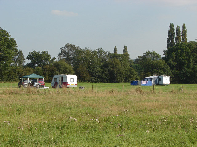 Caravans, Loseley park