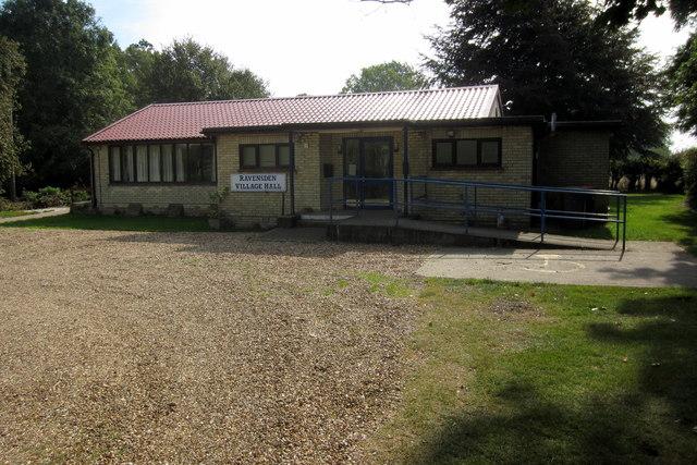 Ravensden Village Hall