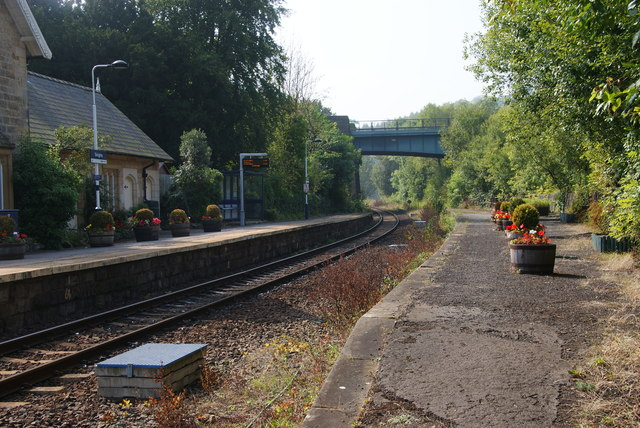 Sleights Railway Station