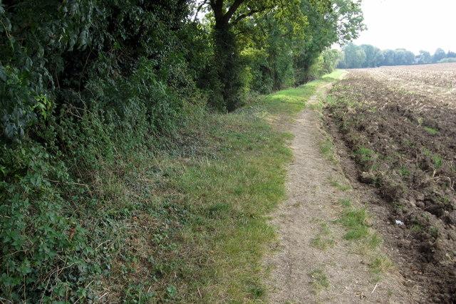 Footpath to Woodside