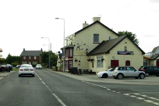 The Shovels Inn on Green Meadow  Lane