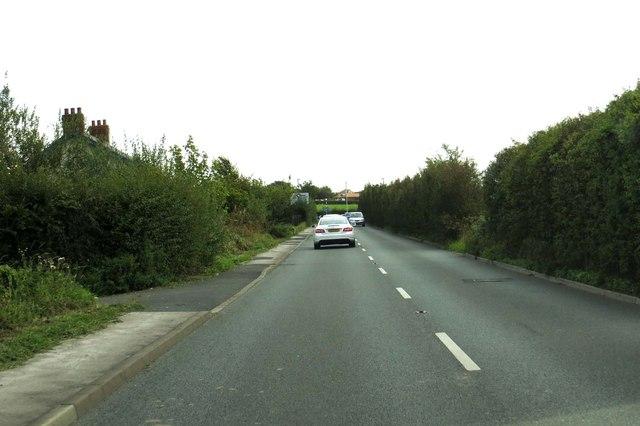Shard Lane out of Hambleton