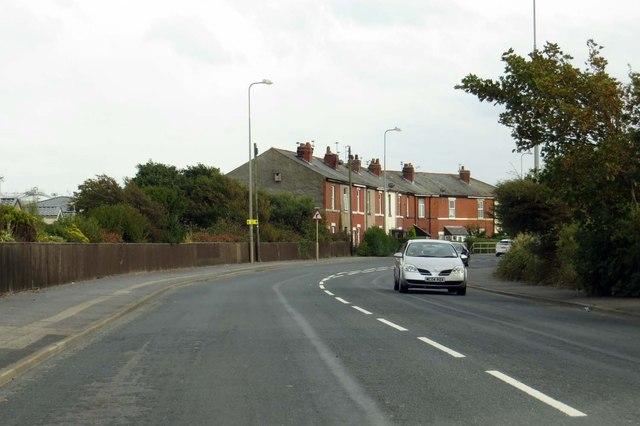 Fleetwood Road to Thornton