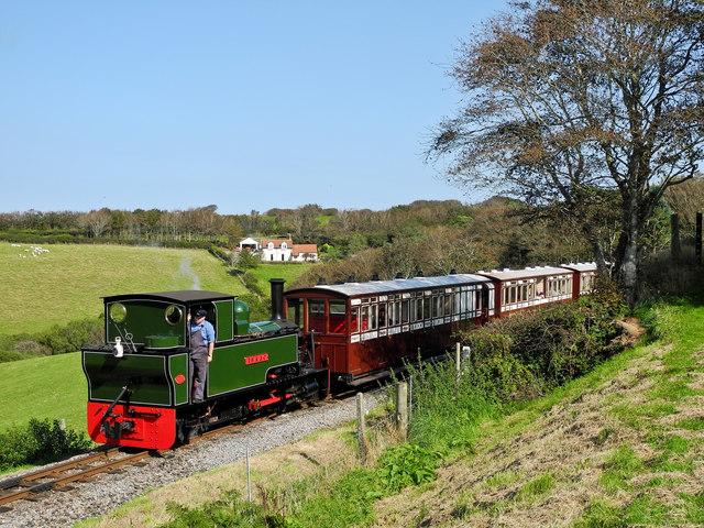 The Lynton & Barnstaple Light Railway