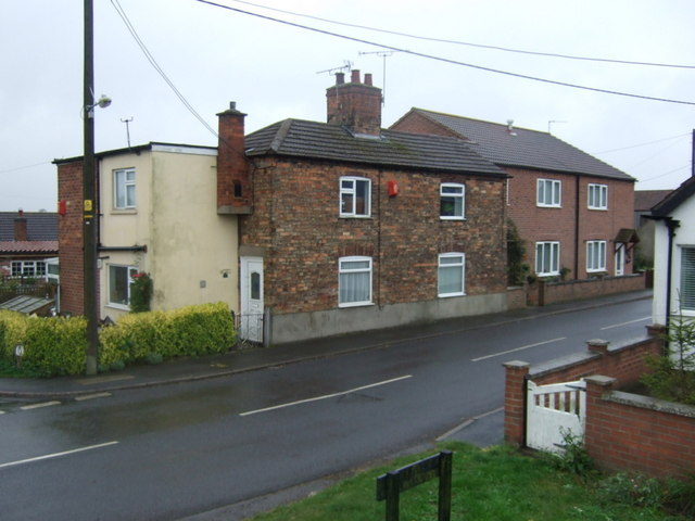 Houses in East Stockwith