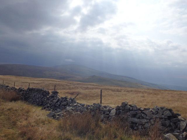 On Thwaites Fell