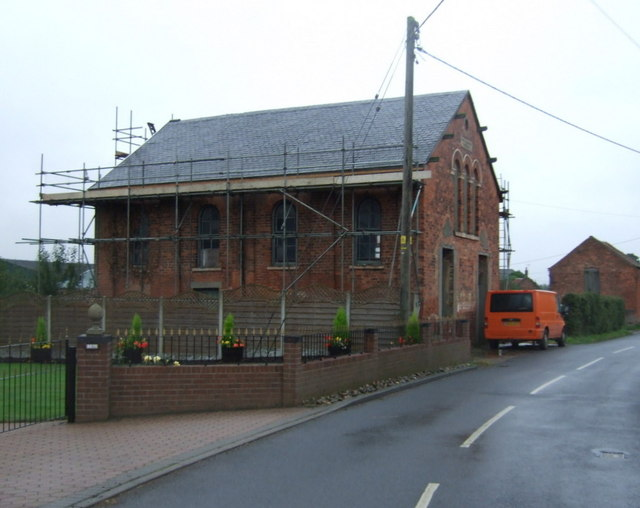Former Primitive Methodist Chapel, East Stockwith