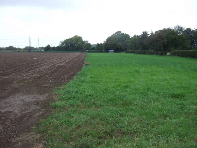 Farmland towards the River Trent, East Stockwith