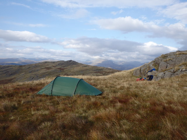 Tent, Stainton Pike