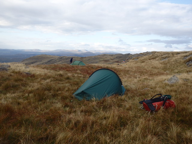 Tents, Stainton Pike