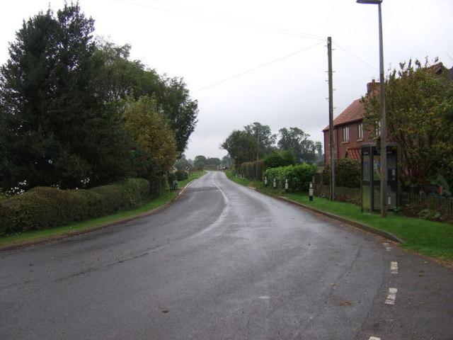 Walkerith Road