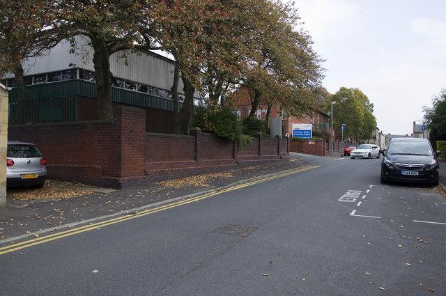 Garden Street, Accrington