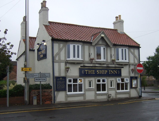 The Ship Inn, Morton
