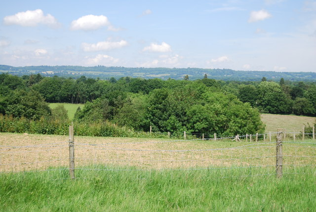 View north from Rough Ten Acres
